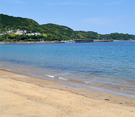 Blue Beach Nachi